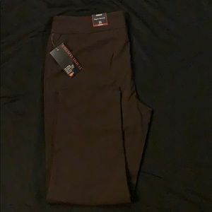 Brown women's pants